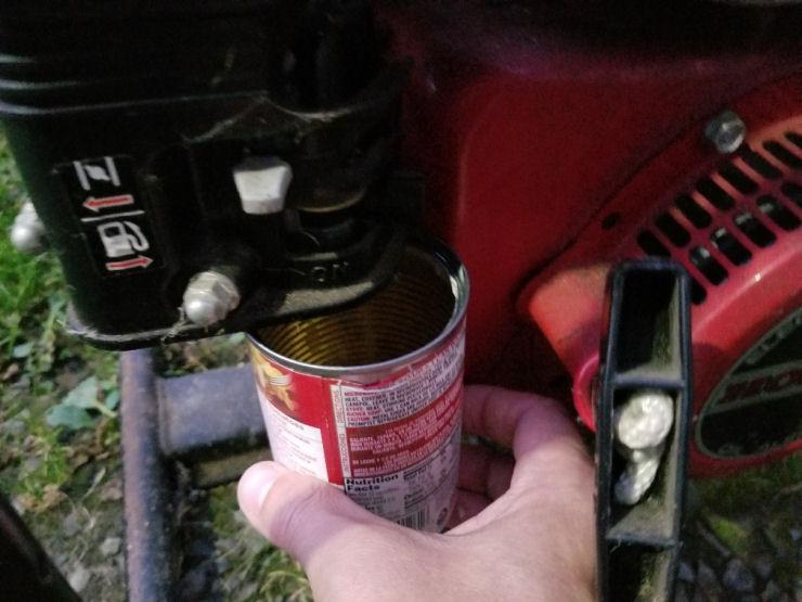 Generator will not start Troubleshooting, Drain old gas from Honda Generator
