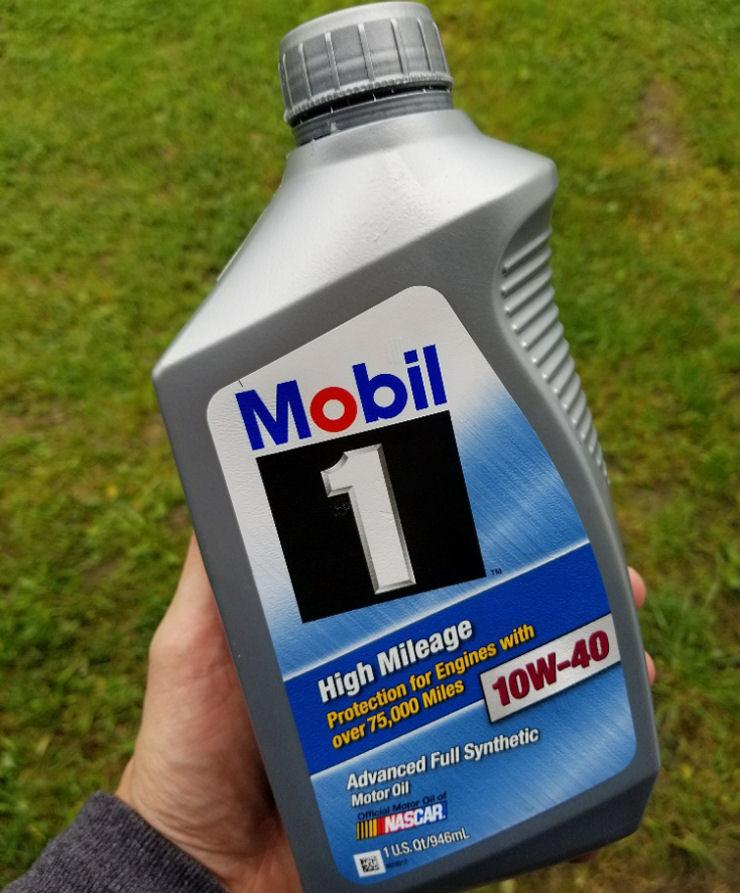 Full Synthetic Oil in Honda Generator, Oil change in old Honda Generator