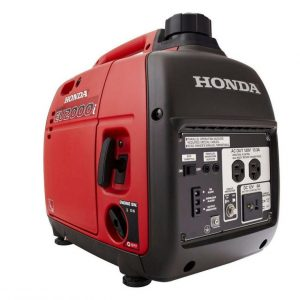 Small Portable Honda Generator image